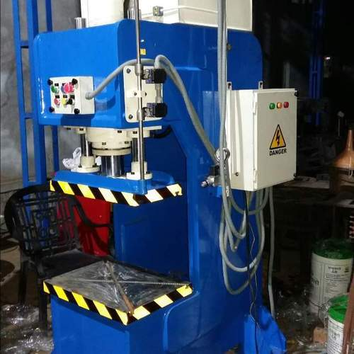 C Frame Hydraulic Press Machine - C Frame Hydraulic Press ...