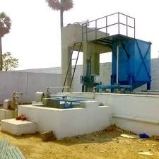 Effluent Treatment Plant - Electroplating Industry