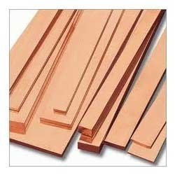 copper flats busbars