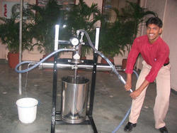 Hand Operated RO System