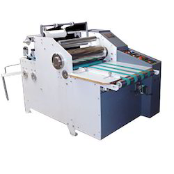Foil Wax Lamination Machine