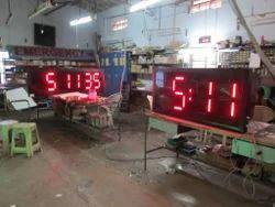 Industrial Digital Clocks