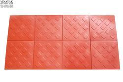 PVC Chequered Tile