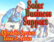 Solar Power Consultancy Services
