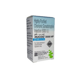 Hucog 5000 Iu Injection