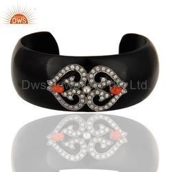 Bakelite Cuff Bracelet Jewelry