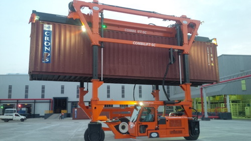 Container Handling Truck