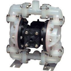 Double Diaphragm Pumps