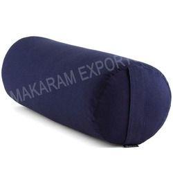 Cotton Round Bolster Pillow