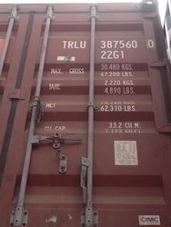 40'HC Shipping Containers