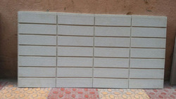 Fiber Cement Brick Wall