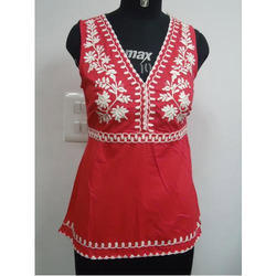 Hand Embroidery Top