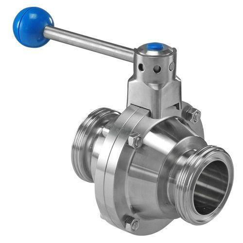 Sanitary ball valves stainless steel valve