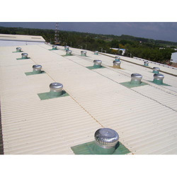 Aluminum Wind Turbine Ventilators