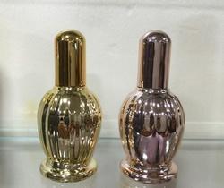 Fancy Attar Glass Bottle