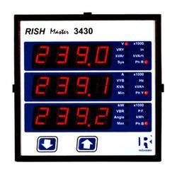 rish master digital meters