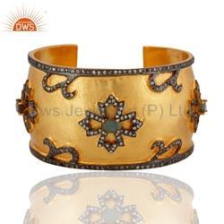 Indian Traditional Cuff Bracelet