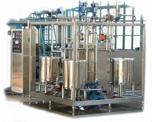 Milk HTST Pasteurizer