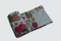 New Cotton Tropicana Print Machine Quilt