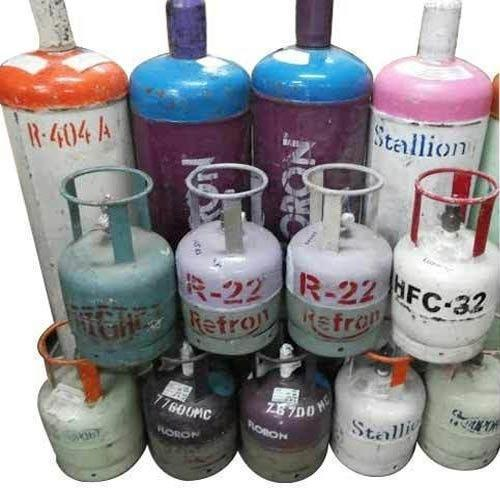 Industrial Gases - Air Conditioning Gases Wholesale Trader from Mumbai