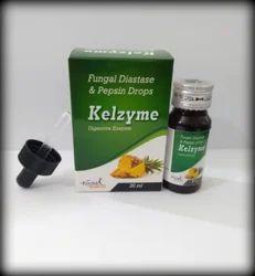 Fungal Diastase And Pepsin Drops