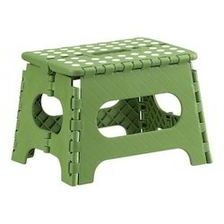 Plastic Folding Stool