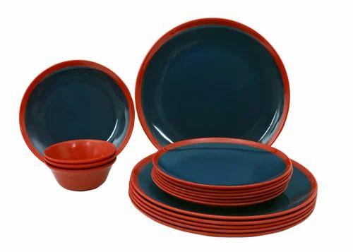 Melamine Dinnerware  sc 1 st  Earlz Impex Private Limited & Catering Crockery in Haryana - Melamine Dinnerware Manufacturer from ...