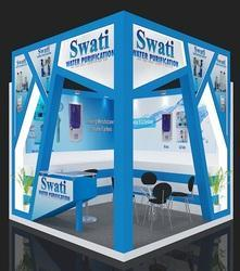 Exhibition Stand for Mall