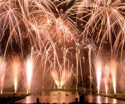Stage Shows Fireworks