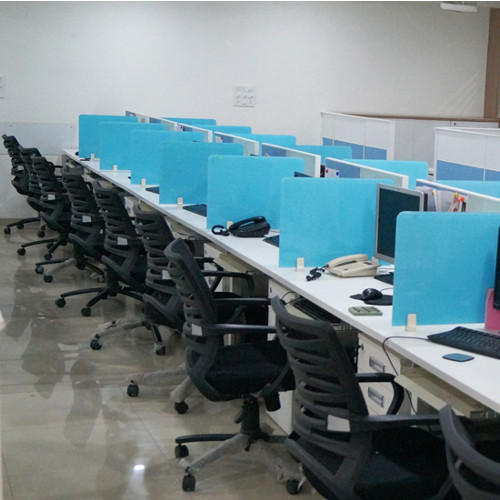 Call Center Furniture Interior