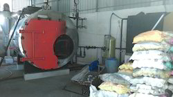 Wood Fired Horizontal Type Steam Boiler