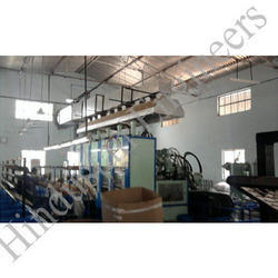 Industrial Hot Fume Exhaust System