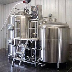 Natural Fruit Juice Processing Plant