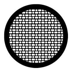Staggered Centers Pattern Perforated Sheet
