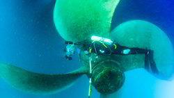 Underwater Desilting Services