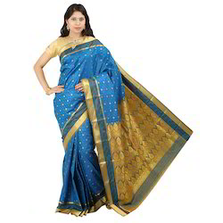 embossed silk sarees