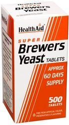 Brewers Yeast - 500 Tablets