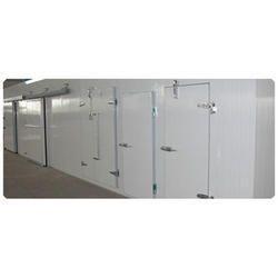 Freezer Room Door