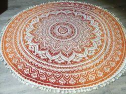 New Exclusive Ombre Mandala Table Cloth