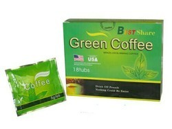 Instant Green Coffee