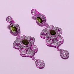 Polki Earring