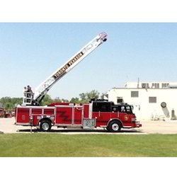 Aluminum Truck Ladders for Airports