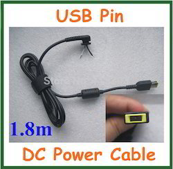 Lenovo USB Laptop Charger DC Cable - Lenght - 1.2 Meter