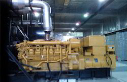 Acoustic Treatment For Large Power Plant
