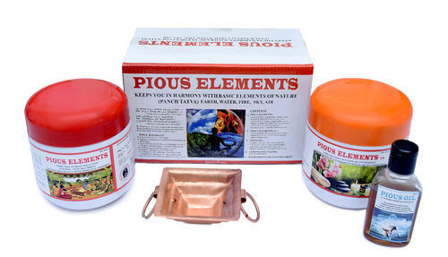Pious Elements Pack