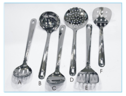 SS Kitchen Tool Set