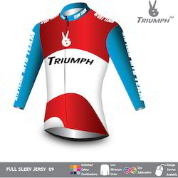 Cycling Full Sleeves Jersey