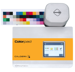 Color Pad Manual Spectrophotometer