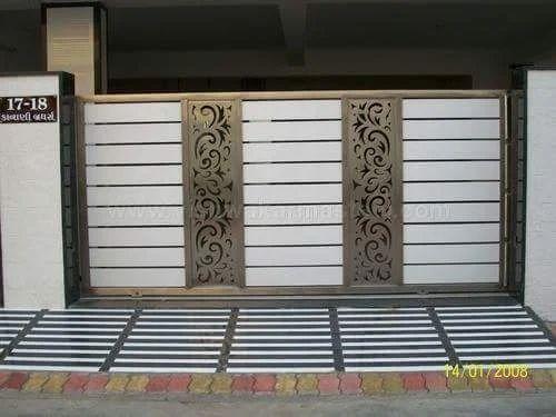 Emejing Sliding Gate Designs For Homes Pictures - Decorating ...