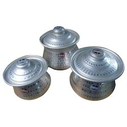 aluminium handi with cover